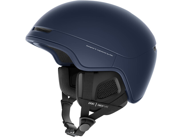 POC Obex Pure Casque, lead blue